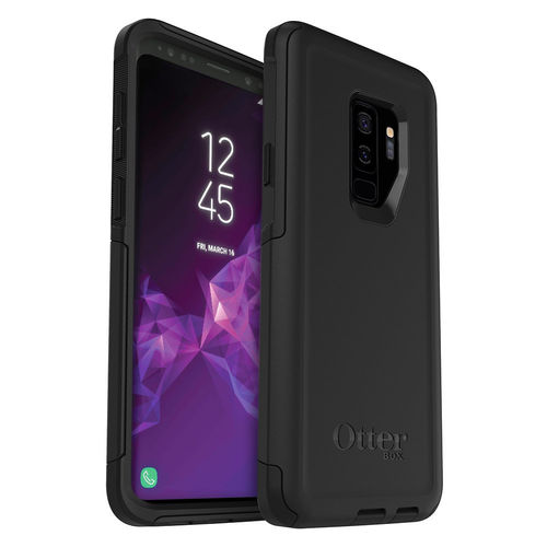 OtterBox Commuter Dual Layer Case for Samsung Galaxy S9 Plus - Black